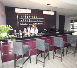 Bar, hotel, meble